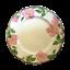 miniature 1 - Franciscan-Desert-Rose-10-5-8-Dinner-Plate-Made-In-USA-TV-Logo