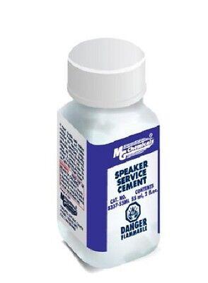 Liquid Glues & Cements Glues, Epoxies & Cements Flight Tracker Mg Chemicals 8337-55ml Speaker Service Cement 55ml Bottle Strengthening Sinews And Bones