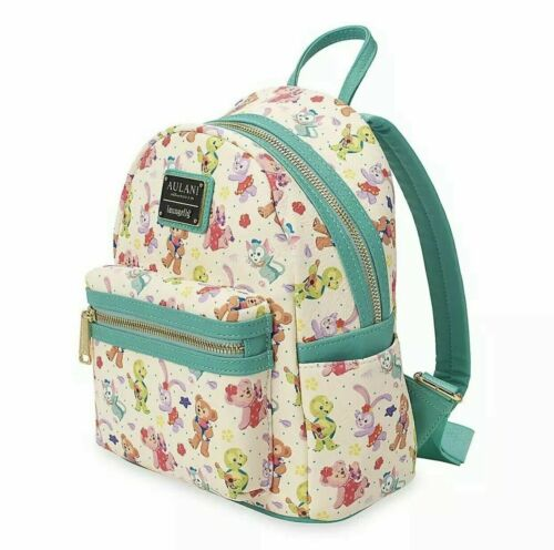 2020 Disney Aulani Resort Hawaii Duffy /& Friends Loungefly Backpack NEW IN HAND