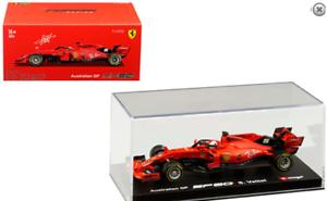 Bburago Ferrari F1 2019 Australian GP SF90 #5 Sebastian Vettel 36814SV 1//43