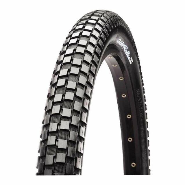 NEW Maxxis Holy Roller Tire 26x2.2 Single Compound Steel Bead Black