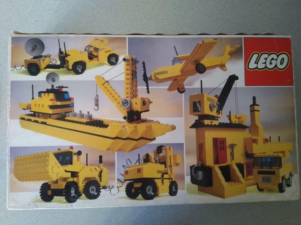 Lego andet, 744 Universal bygge sæt