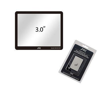 LCD Glas Protector / Displayschutz 3,0 Zoll passend zu Fuji Finepix X10 X100