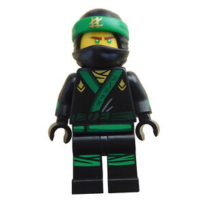 Lego-Lloyd-Ninja-ninjago-Figurine-Mini-njo312-Neuf