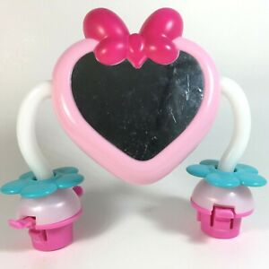 Replacement-Heart-Mirror-Beads-Disney-Minnie-Mouse-Peek-A-Boo-Activity-Jumper