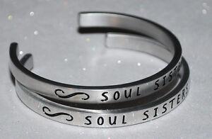 Soul-Sisters-Set-Engraved-Polished-Bracelet-Gift-Bag