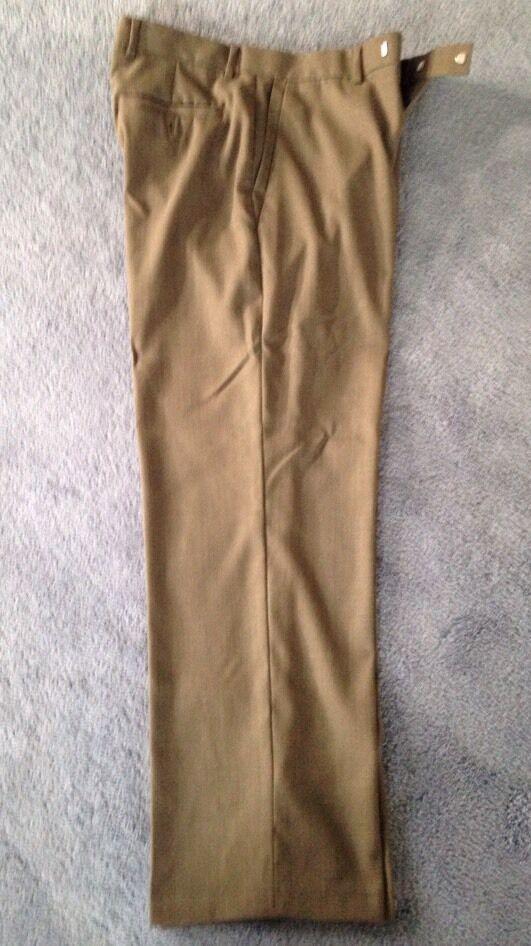 Perry Ellis Portfolio Men's Pants 32x30 Brown