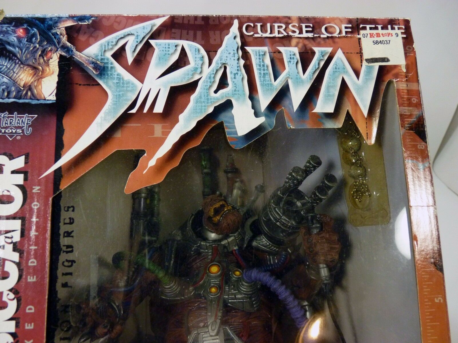 Spawn Series 13 - The Desiccator - Special Boxed Edition - McFarlane Toys