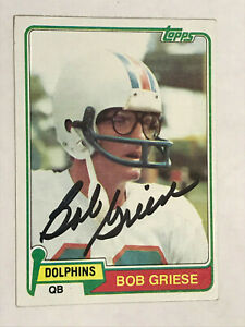 Bob-Griese-Signed-1981-Topps-RP-32-Miami-Dolphins-AUTO-PSA
