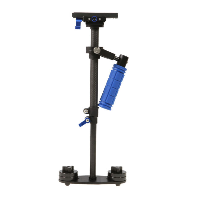 0.4m camera stabilizer rig single handle arm DV DSLR video steady support New