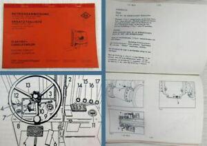 O-amp-K-Elektrostapler-Betriebsanleitung-Wartung-Allgemeine-Bedienungsanleitung