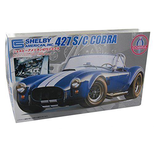 Fujimi model 1 24 real sports car series RS5 Shelby Cobra 427SC