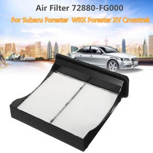 Cabin-Air-Filter-72880-FG000-For-Subaru-Forester-WRX-Forester-Crosstrek-Impreza