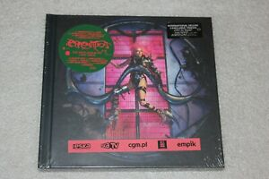 Lady-Gaga-Chromatica-Deluxe-Limited-Book-Edition-CD-Polish-STICKERS-NEW