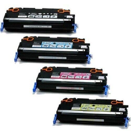 HP 4xToner for HP Color Laserjet 3800 3800N 3800DN 3800TN