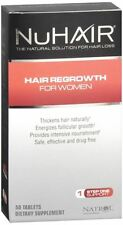 NuHair Hair Regrowth Tablets 50 Tablets