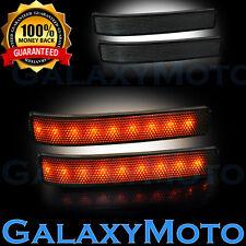 FORD 09-14 F150 Side Mirror LED Light+Turn Lights LED+Smoke Lens Reflector