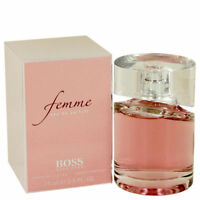 Boss Femme By Hugo Boss 2.5 Oz Edp Perfume For Women In Box on sale