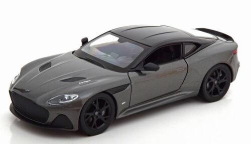 1:24 Welly Aston Martin DBS Superleggera 2019 greymetallic//black