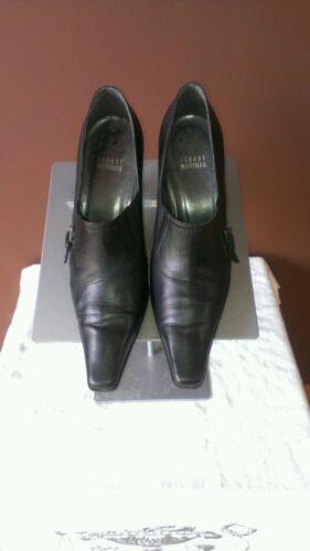 Stuart Weitzman Black Shoes, Sz 9