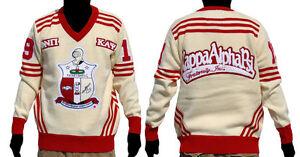 Kappa Alpha Psi V-neck Sweater 1911