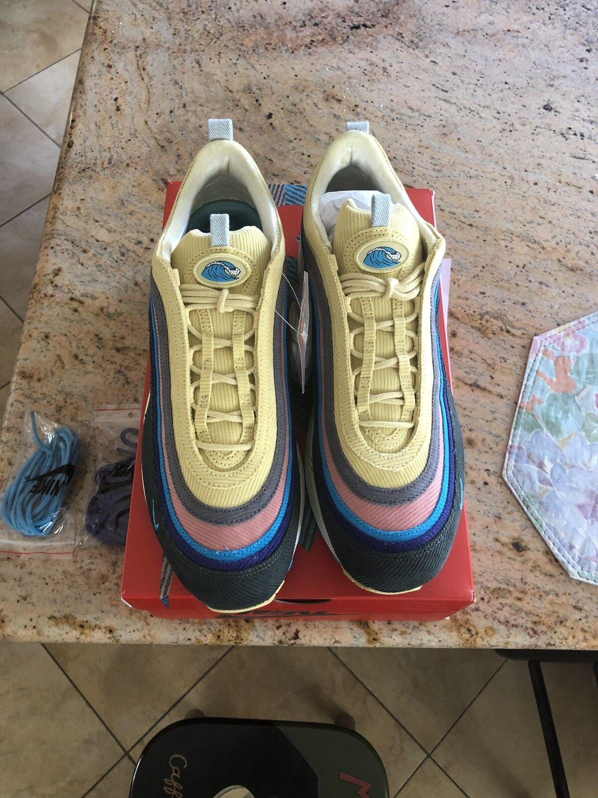 Nike air vf max 1 / 97 vf air sw sean wortherspoon taglia 12 aj4219 400 adc0fe