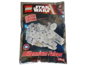 Lego-STAR-WARS-Millennium-Falcon-Limited-Edition-item-911607-FOIL-PACK