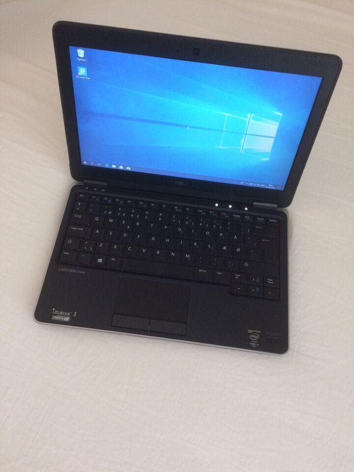 Dell Ultrabook E7240, i5 4310U 2,6 GHz, 16 GB ram
