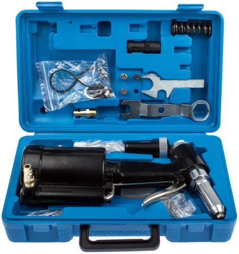 Druckluft Werkzeug nieten Pistole Nietzange pneumatisch Nietpistole Nietgerät