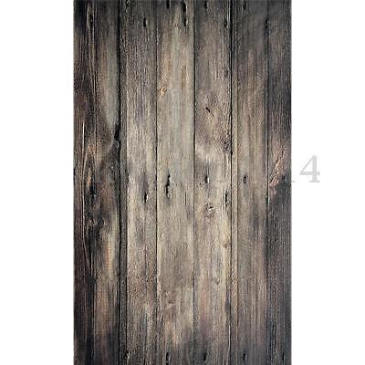 3x5FT Retro Vinyl Photography Backdrop Photo Wooden Floor Studio Prop Background