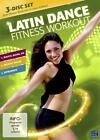 Latino Dance Workout - Gesamtedition  [3 DVDs] (2016)