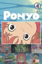 Ponyo on the Cliff Film Comc, vol 4 (Ponyo Film Comic), Miyazaki, New Book