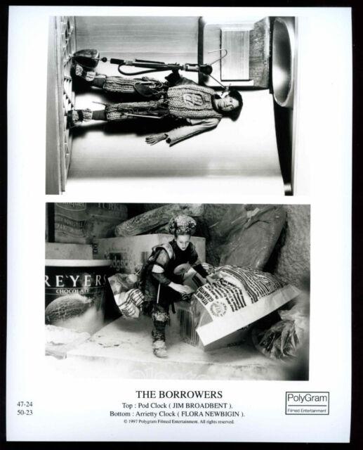 The Burrowers, Jim Broadbent Press Photo Still, 8x10 #11855