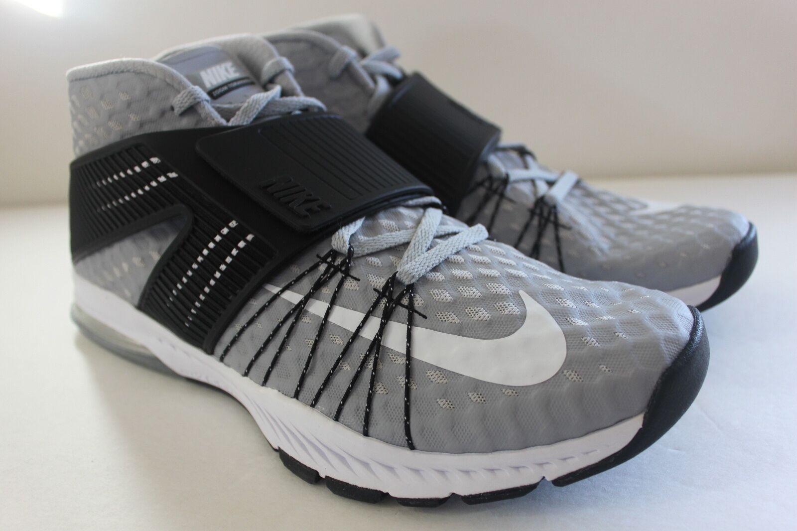 Uomo Nike Zoom Train Tornado TB Training & Gym Shoe  Grey Size 11 M