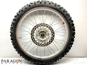 05-1-Honda-CRF250R-CRF250-CRF-250-250R-Hub-Front-Rim-Wheel-Assembly-21-034-Rotor