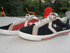 2000's Suede Project Red Low One-Star Coverse Men's Size 11 FREE SHIPPING (used)