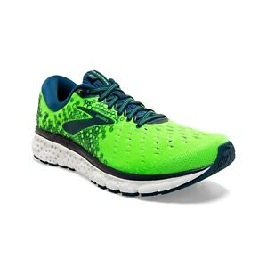 BROOKS-GLYCERIN-17-Scarpe-Running-Uomo-Cushion-GECKO-POSEIDON-WHITE-110296-329