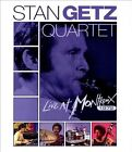 Live at Montreux 1972 [DVD] by Stan Getz (Sax) (DVD, Oct-2013, Naxos of America)