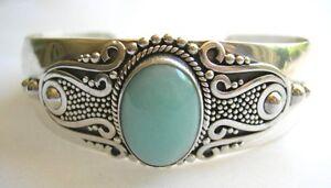 Amazonite-Sterling-Silver-Cuff-Bracelet