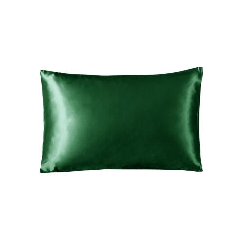 THXSILK 35cm x44 cm 100/% 19 Momme Pure Silk Zippered Pillowcase Cover