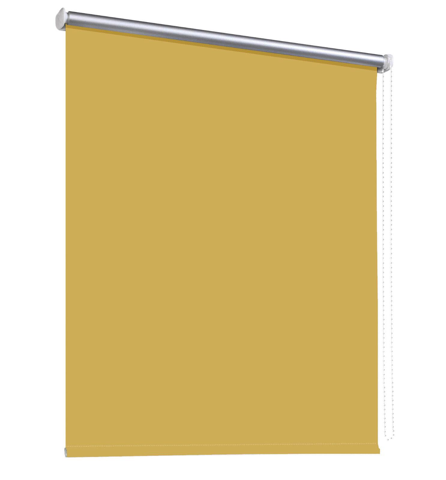 ThermGoldllo ThermGoldllo ThermGoldllo Verdunkelungsrollo Tageslichtrollo Seitenzug Rollo Fenster Vorhang | Wonderful  5cbfad