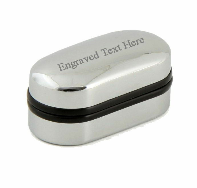 KANSAS Tie Clip Bar con incisa personalizzata finestra di messaggio messaggio messaggio 0e4939