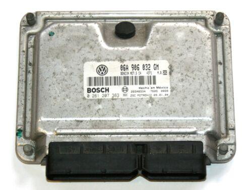 VW Beetle 2.0 GTI Engine Control Unit ECU 06A906032GM