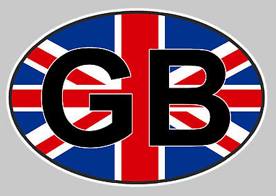 Ovale Drapeau Gb Uk 12cm Autocollant Sticker Auto Moto Oa007 To Win A High Admiration And Is Widely Trusted At Home And Abroad. Automobilia