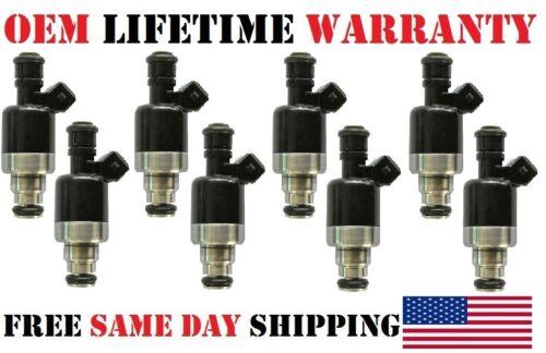 Set//8 Rebuilt Fuel Injectors //Cadillac Eldorado 4.6L V8 //1993-94// OEM Rochester