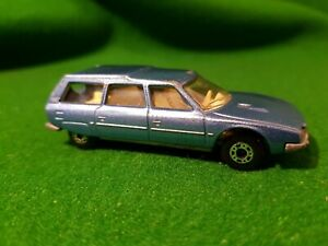 MATCHBOX-SUPERFAST-No12-CITROEN-CX-LESNEY-1979-Made-England