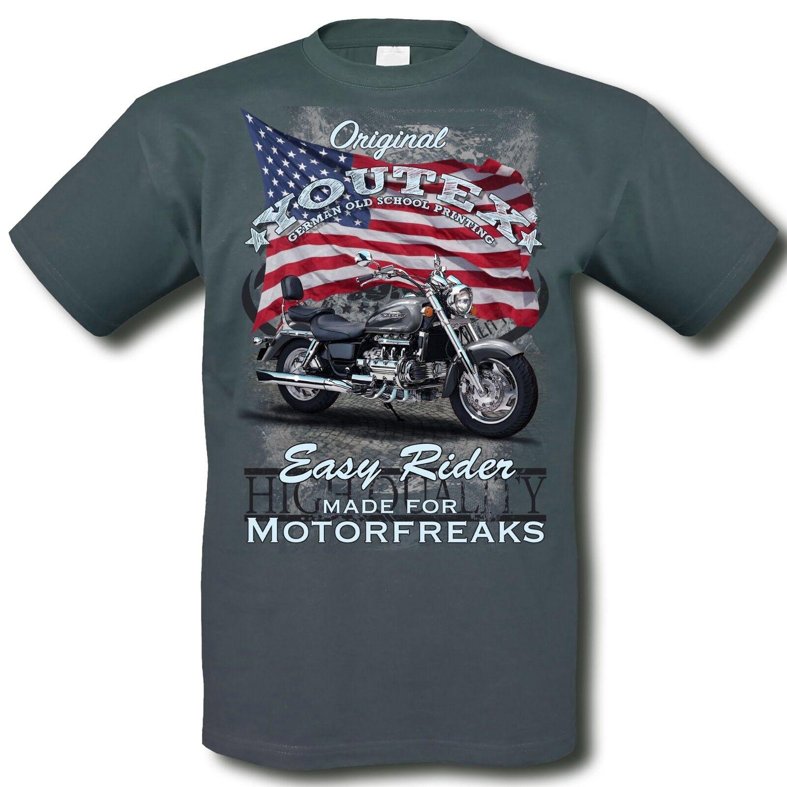 80aae2c300b207 HONDA VALKYRIE BIKE T-Shirt Shirt original YOUTEX F6C VINTAGE ...