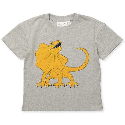 NWT Mini Rodini Yellow Donkey T-shirt Boys Kids Girls Tee Shirt