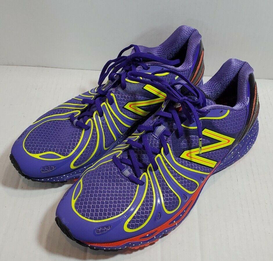 NEW BALANCE Mens 14 890 V3 Boston Marathon Paul Revere Glow In Dark Clean!!