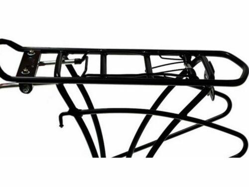 "NEXELO Alloy Rear Rack Carrier Adjustable Bicycle Bike 24/"" 28/"""